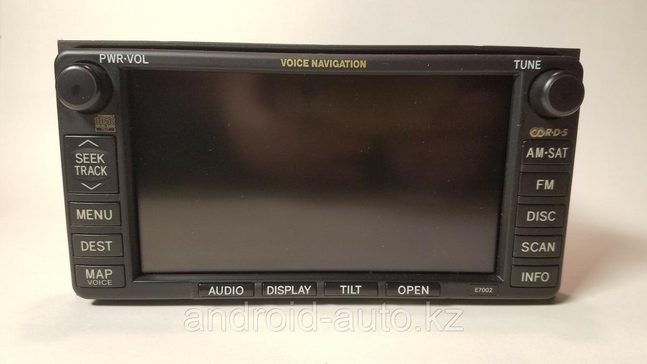Оригинальная магнитола для Lexus ES300 ES330 2002-2006
