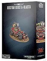 Orks: Kustom Boosta-Blasta (Орки: Взрывало-бластер)