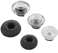Ушные накладки Poly Plantronics Ear Tip Kit, Medium And Foam Covers (89037-02)