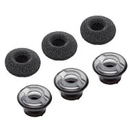 Ушные накладки Poly Plantronics Ear Tip Kit And Foam Covers, Voyager 5200, Small (203710-01)