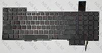 Клавиатура для ноутбука Asus ROG G751 с подсветкой RU