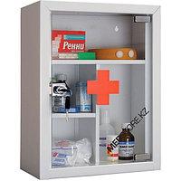 Шкаф медицинский (Аптечка MDA 39G (дверца из стекла))