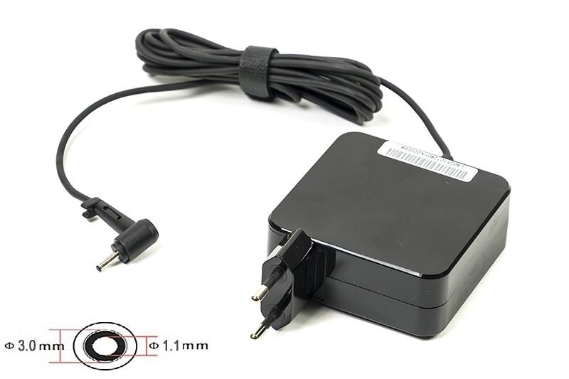 Блок питания для ноутбуков PowerPlant ACER 220V, 19V 65W 3.42A (3.0*1.1) wall mount