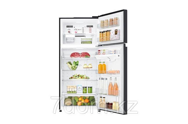 Холодильник LG GN-C702SGBM, фото 2