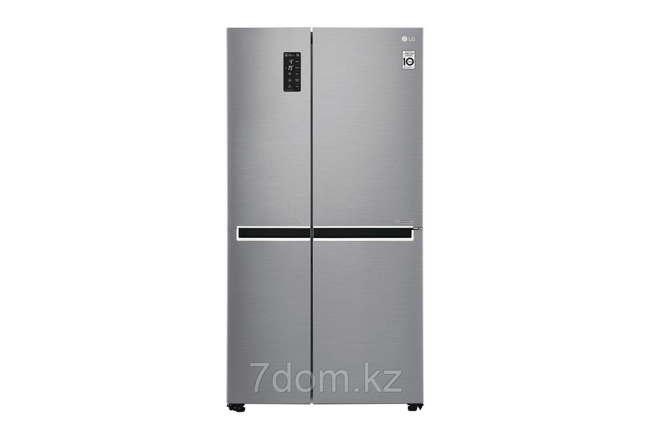 Холодильник LG Side-by-Side GC-B247SMUV