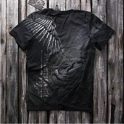 «Легион» тотальная футболка мужская, фото 2