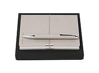 Подарочный набор: ежедневник 16*11,5см + запис книжка + ручка шариковая