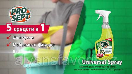 Universal Spray -  универсальное моющее средство. 500 мл. спрей. РФ, фото 2