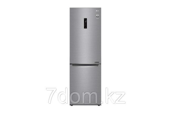 Холодильник LG GA-B459SMHZ, фото 2