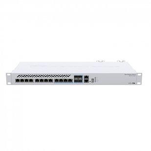 Коммутатор CRS312-4C+8XG-RM