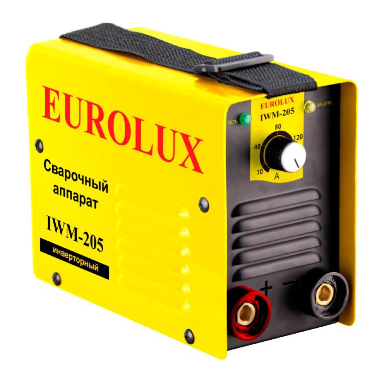 Сварочный аппарат EUROLUX IWM205 Инверторный