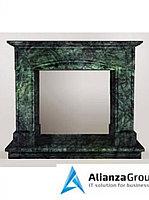 Портал для камина Continental Padua YII, Green, с универс. адаптацией