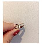 """Кольцо обручальное """"Счастье"""", фото 10"""