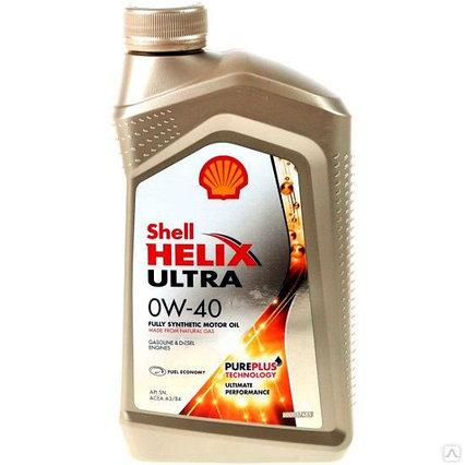 Shell Helix Ultra 0W-40 1L