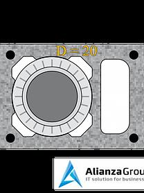 Универсальный комплект шибера Schiedel UNI 20L