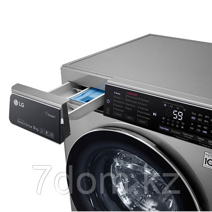 Стиральная машина LG F4T7VS9S, фото 2