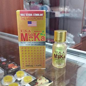 Maca Gold.