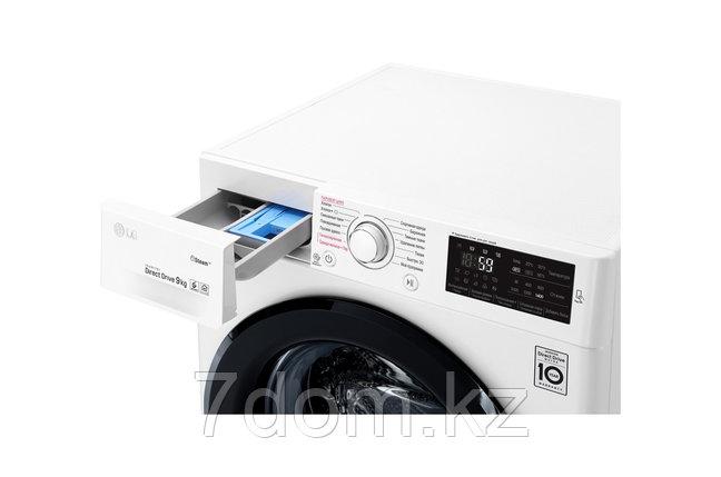 Стиральная машина LG F4M5VS6W, фото 2
