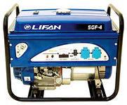 Генератор 5 кВт 220В