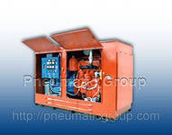 Электроагрегат 100 кВт  АД100-Т400-1РПМ3