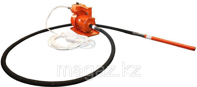 Вибратор глубинный ивэ 117 (220В) электродвигатель, фото 2