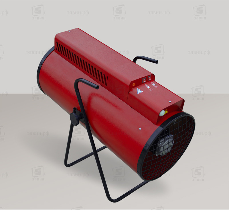 Электрическая тепловая пушка ЭК-18-2