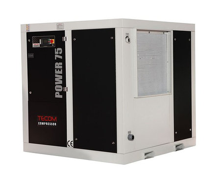 Компрессор винтовой электрический 17 кубов 7,5 атм, фото 2