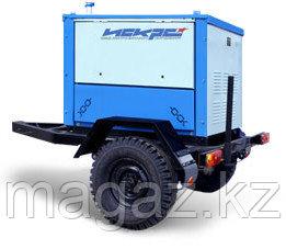 Сварочный агрегат дизельный однопостовой (Д242) на шасси, с ВГ, фото 2