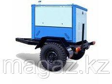 Сварочный агрегат дизельный двухпостовой (двигатель Д242) на шасси