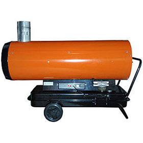 Дизельный калорифер ДН-52Н (апельсин)