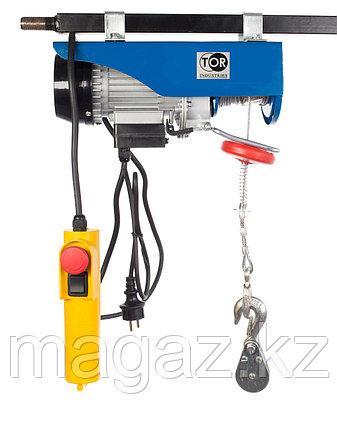Таль электрическая стационарная модель РА 125/250-12/6, фото 2
