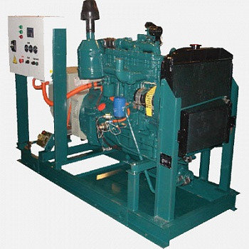 Электростанция 60 кВт, фото 2