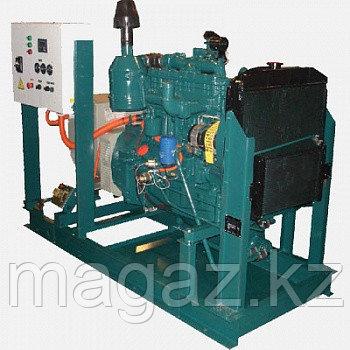 Электростанция 100 кВт