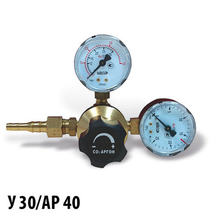 Редуктор (регулятор расхода газа) У-30/АР-40 KP, фото 2