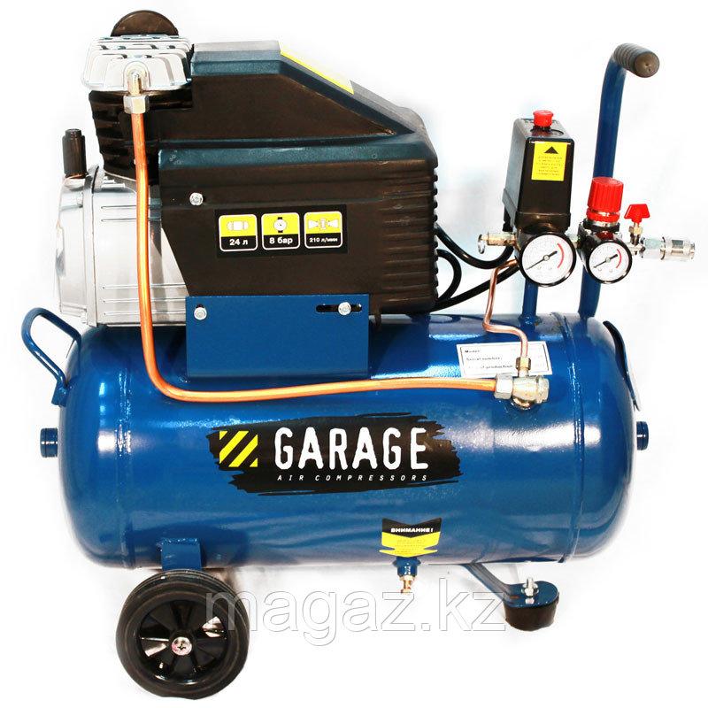 Компрессор поршневой электрический Garage PK 24.F210 / 1.5