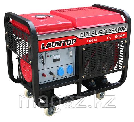 Дизельный генератор на 4,6 квт, фото 2