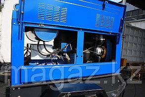 Сварочный агрегат дизельный однопостовой водяного на шасси, фото 2