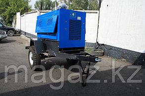 Сварочный агрегат дизельный однопостовой водяного на шасси, фото 3