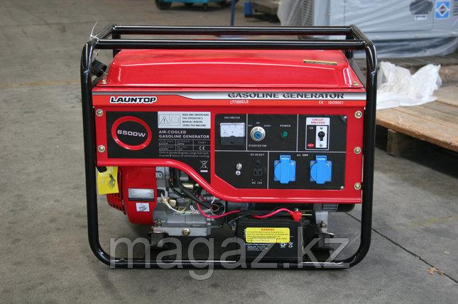 Генератор бензиновый 3 фазы, фото 2