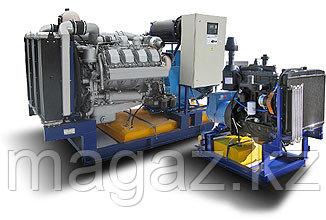 Дизельный генератор на 100 квт закрытый с АВР