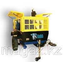 Передвижной винтовой дизельный компрессор, фото 2