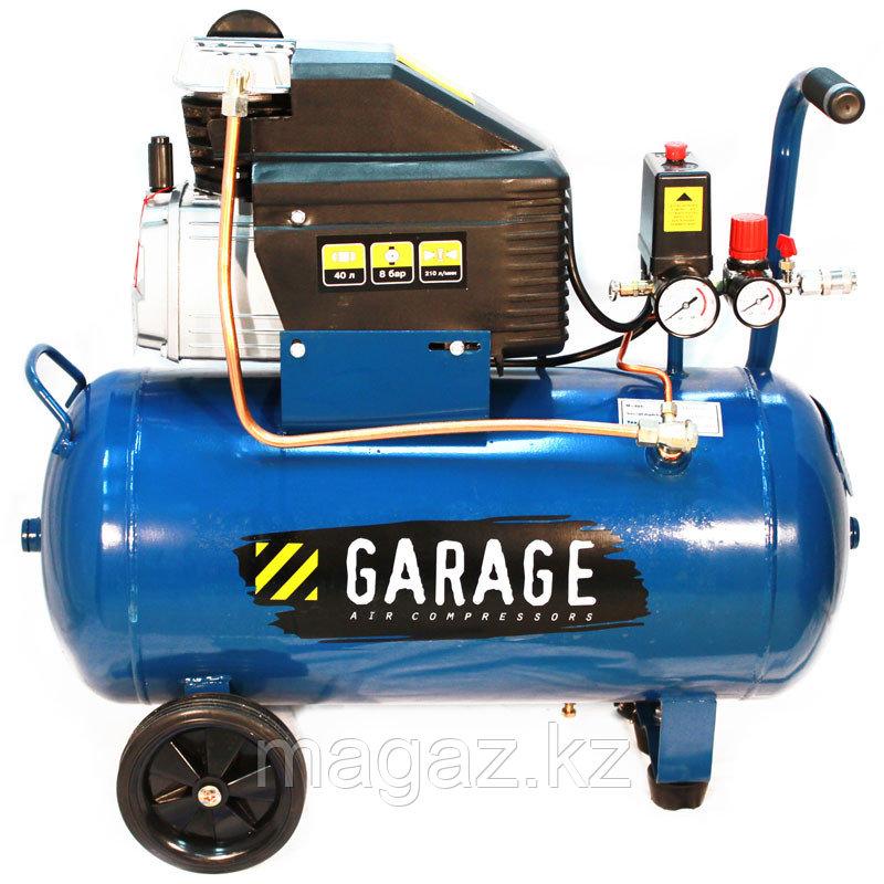 Компрессор поршневой электрический Garage PK 24.F250 / 1.5