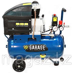 Компрессор поршневой электрический Garage PK 24.MK255 / 2, фото 2