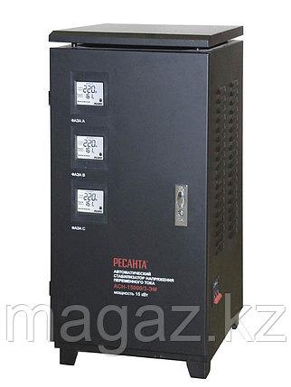 Стабилизатор трехфазный АСН-15 000/3-Ц, фото 2