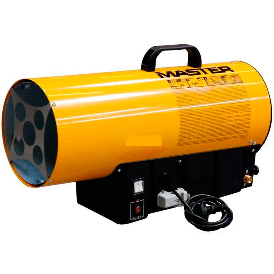 Газовый калорифер MASTER BLP 33 M