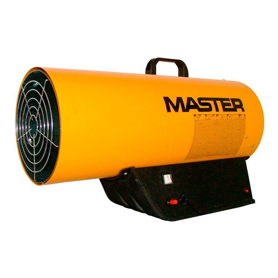 Газовый калорифер MASTER BLP 73 M