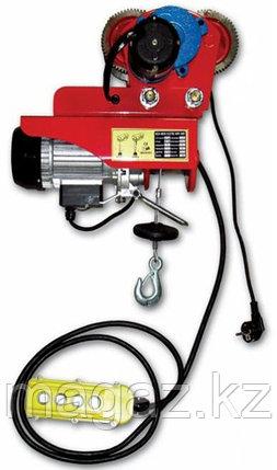 Таль электрическая с тележкой модель РА 125/250-12/6, фото 2