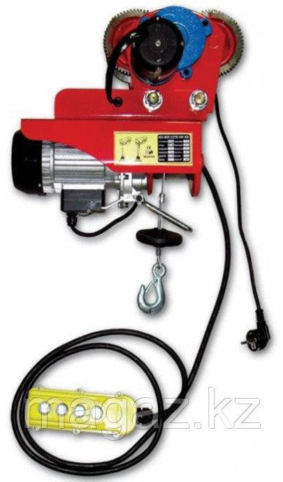 Таль электрическая с тележкой модель РА 250/500-12/6