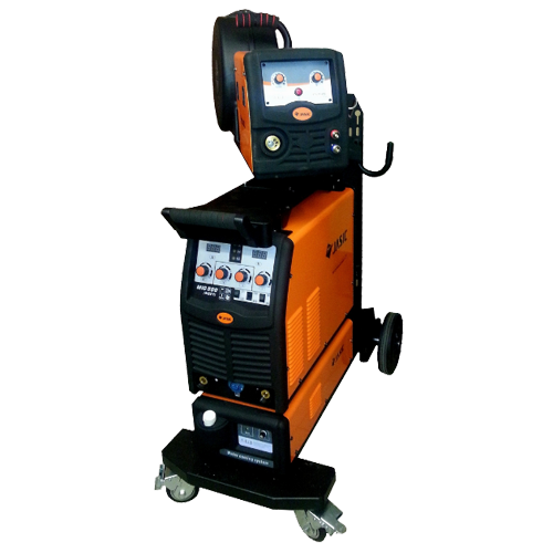 Сварочный полуавтомат Jasic MIG 500 (N221)