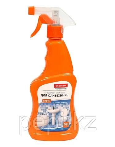 Чистящее средство для сантехники OfficeClean,  (для чистки ванн и раковин), 500мл